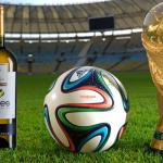 El mundial de Brasil 2014 ya tiene copa (y vino)