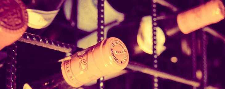 Cómo guardar vinos en casa