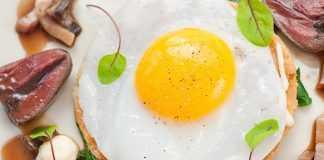recetas a base de huevo