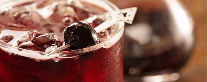wine cocktail