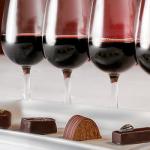 Chocolate y vino: un maridaje (difícil) de otoño e invierno