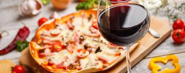 PizzaConVino