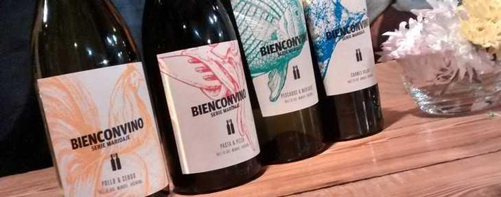 bienconvino: llega un nuevo concepto vinos maridajes