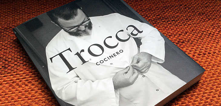 llega muy esperado libro fernando trocca: cocinero