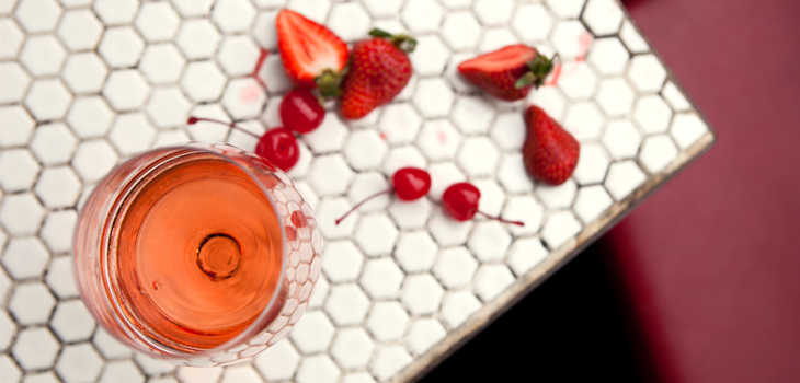 primavera pink team: diez ricos rosados hasta $150 beber terraza