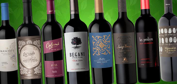 vinos recomendados