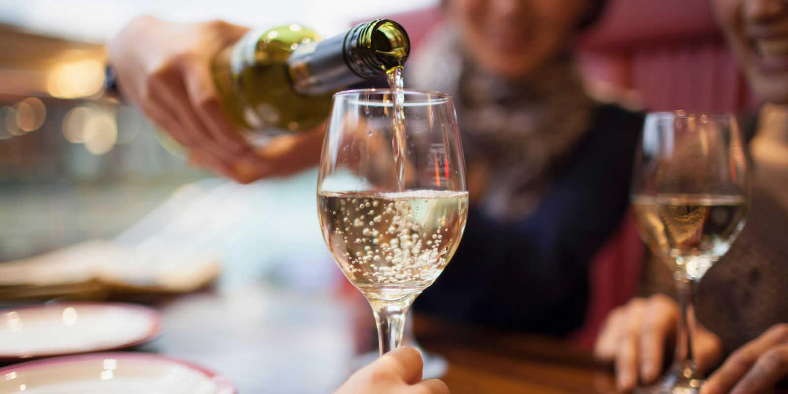vinos blancos para el verano