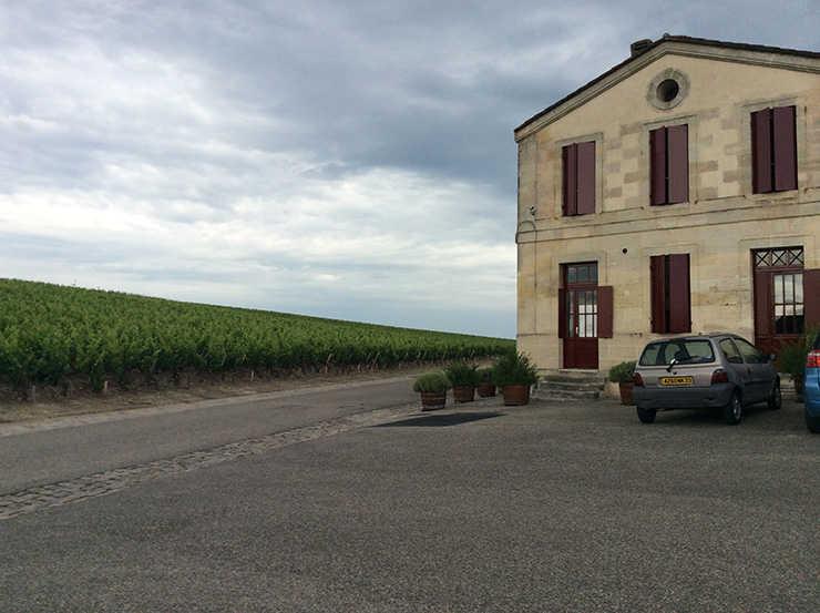 Vino a miles de euros, Chateau Lafite