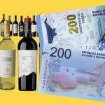 ¿Viste una ballena? Date un gusto con 12 grandes vinos hasta $200
