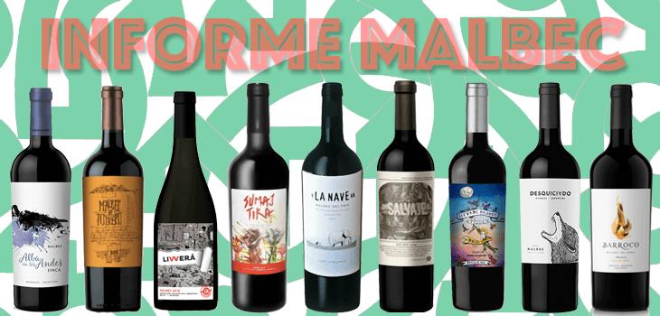 informe malbec: 10 mejores nuevos vinos valle uco