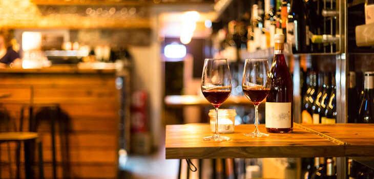 buenos aires wine bar's: 5 barras darle revancha al vinos copa