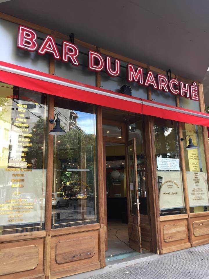 Bar du Marche - Palermo