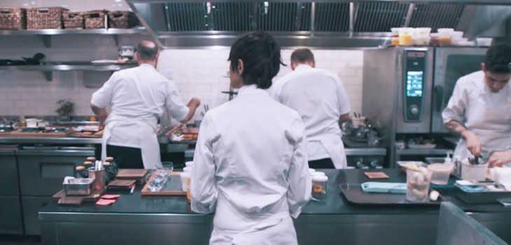oportunidad cocineros: lanzan beca bbva the world's 50 best restaurants