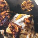 Hacé un pollo con onda: a la parrilla y con aceite de naranja