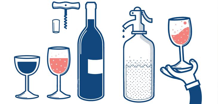 el vinos con soda resucita mano millennials