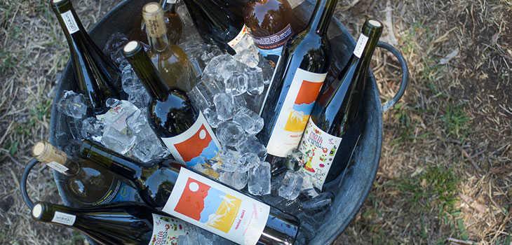 lanzan snob, un sello calidad certificar vinos naturales