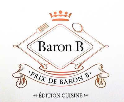 Prix de Baron B - Edition Cuisini