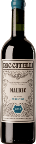 Matías Riccitelli Riccitelli Old Vines Patagonia Malbec/5484 1