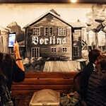"""Berlina inauguró su primer bar """"al paso"""" en San Isidro, Buenos Aires"""