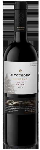 Altocedro Altocedro Reserva Old Vine Malbec 2018 1