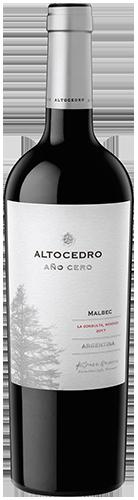 Altocedro Altocedro Año Cero Malbec/5400 1