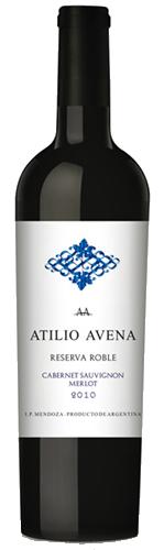 Atilio Avena Atilio Avena Reserva Roble Blend/613 1