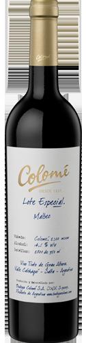 Colomé Colomé Lote Especial La Brava Malbec/5719 1