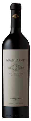 Dante Robino Gran Dante Bonarda/376 1