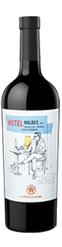 Huentala Wines Hotel Malbec/4154 1