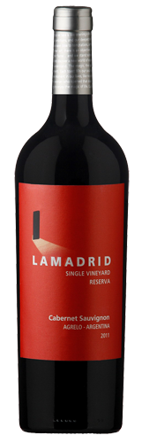 Lamadrid Wines Lamadrid Single Vineyard Reserva Blend/237 1