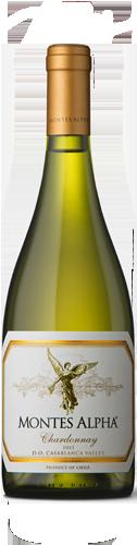 Montes Montes Alpha Chardonnay/5009 1