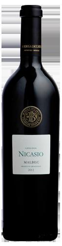 Iaccarini Cavas Don Nicasio Malbec/3961 1