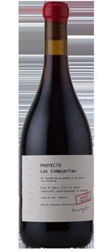Durigutti Family Winemakers Proyecto Las Compuertas Cinco Suelos Malbec/5388 1