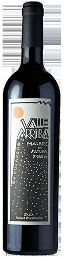 Valle Arriba Valle Arriba EL Pucareño Malbec/5557 1