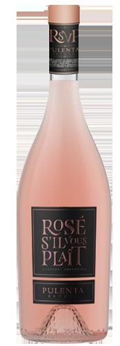 Pulenta Estate Rose S´il Vous Plait  Merlot/5258 1