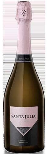 Santa Julia Santa Julia Brut Rosé  Pinot Noir/5081 1