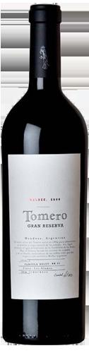 Tomero Gran Reserva Malbec 2016 1