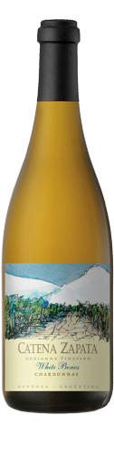 Catena Zapata Adrianna Vineyard White Bones Chardonnay/4610 1