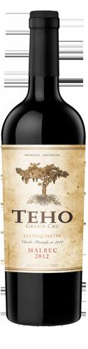 Teho Teho Grand Cru Les Paquerette Malbec/4166 1