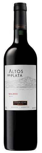 Terrazas De Los Andes Altos Del Plata Malbec 1831 Vinómanos