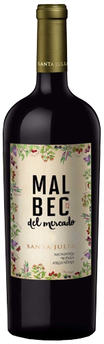 Bodega Santa Julia Malbec del Mercado Malbec/5859 1
