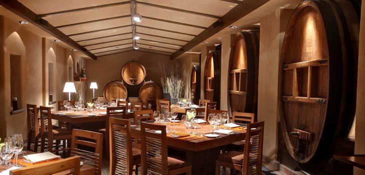restaurantes de bodegas