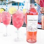 Doña Paula propone tres cocteles para disfrutar su Rosé de Malbec
