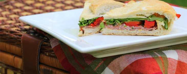sandwiches gourmet
