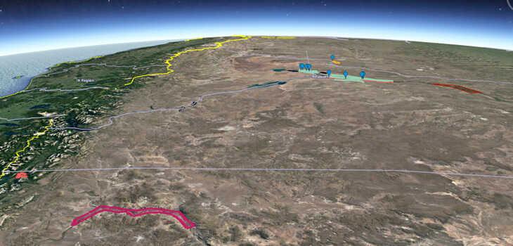 el mapa vinos patagonia hoy ofrece nuevos rincones diferencia sus terroirs