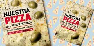 Nuestra pizza, una pasión redonda