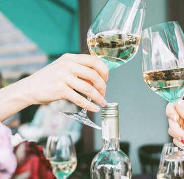 vinos blancos y rosados