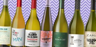 nuevos vinos blancos