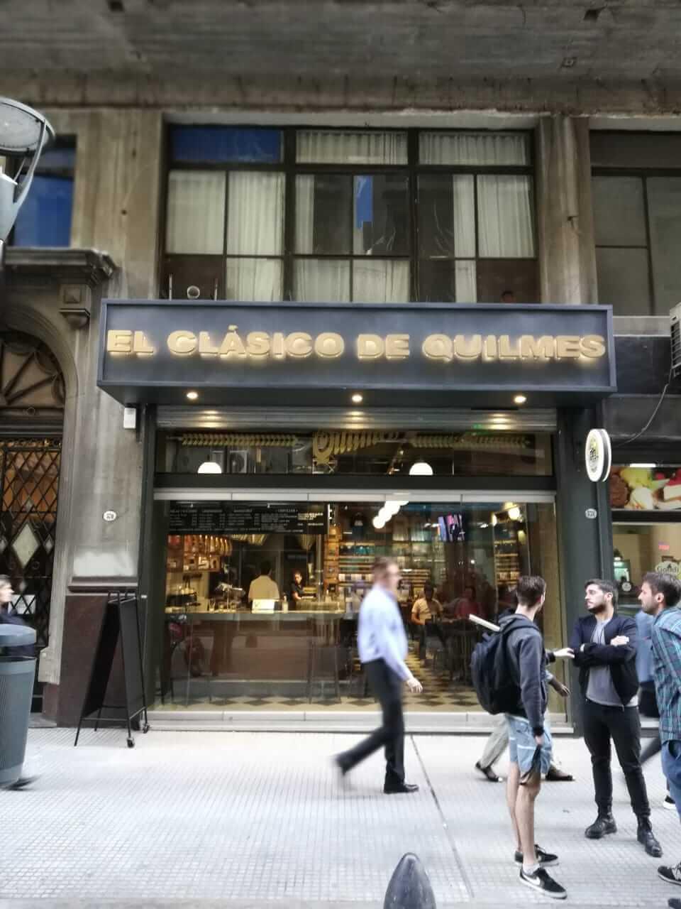 Bar de Quilmes