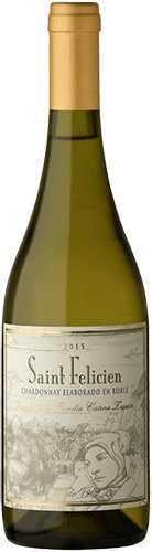 Catena Zapata Saint Felicien Barrel Fermented Chardonnay/7108 1